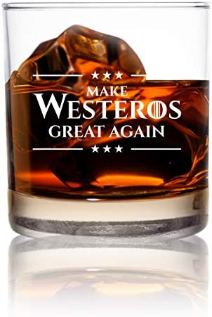 Westeros Tumbler Whiskey Scotch Lowball