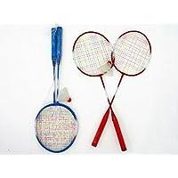 JUINSA - Bádminton Set 2 Raquetas con 1