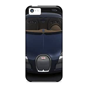 Iphone 5c Hard Back With Bumper Cases Covers Buggati