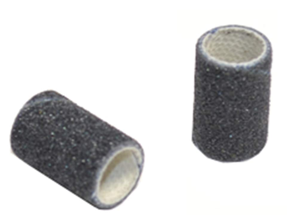 Abrasive Bands No Lap 3/8'' Diameter Coarse Box of 1000