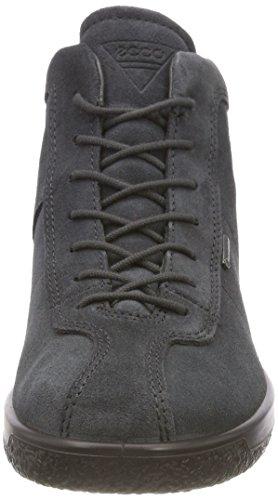 Zapatillas 5308 Altas Ecco Para Ladies Soft Gris Mujer Magnet 1 48wpq1