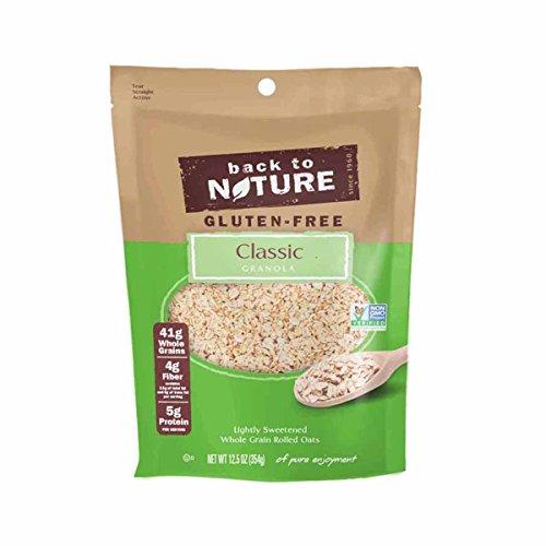 Back to Nature Non-GMO Granola, Classic Granola, 12.5 Ounce