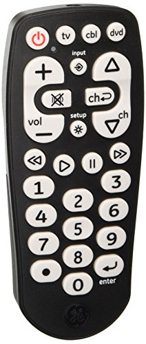GE 25040 Audio/Video Remote Control