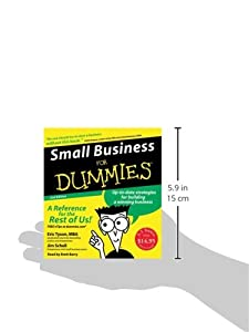 Small Business for Dummies 2nd Ed. CD by HarperAudio