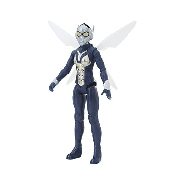 41pOQlkTSbL Marvel Ant-Man and The Wasp Titan Hero Series Marvel's Wasp with Titan Hero Power FX Port