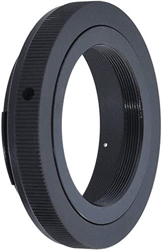 Elite Series T-Mount Adapter for Nikon Lenses eCostConnection Microfiber Camera Lens Cleaning Cloth