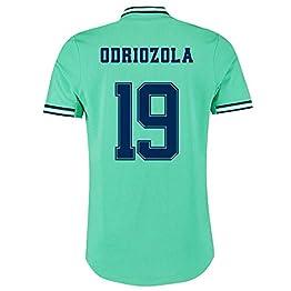 HJM Luka Modric #19 Jersey Soccer Masculin -Respirant, Séchage Rapide