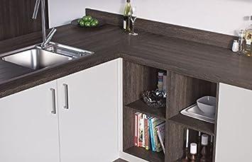 Egger Modernes Mali Wenge Holz Effekt Kuche Badezimmer Arbeitsplatte