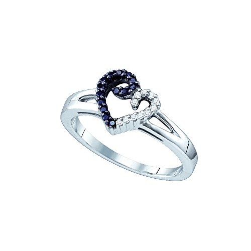 Heart Cut Diamond Solitaire Setting - 9