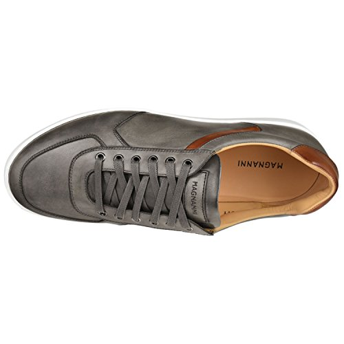 Magnanni Maganni Men's Shoes Franco Sneaker Grey prices for sale amazing price sale online really cheap online xQYbxIa
