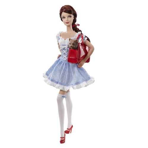 Wizard of Oz Dorothy Barbie Doll -