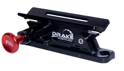 Drake Off Road LIGHT-MNT-DOR Billet Aluminum Flashlight (Black Drake Mount)