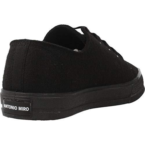 Para Antonio Negro Calzado Negro 326405 Marca Color Deportivo Miró Miró Mujer Modelo Mujer Y6q56