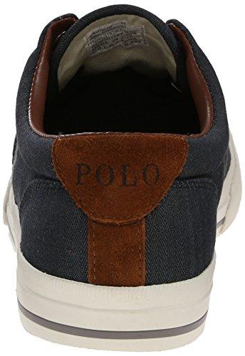 Polo Ralph Lauren Mens Sneaker Moda Denim Vaughn