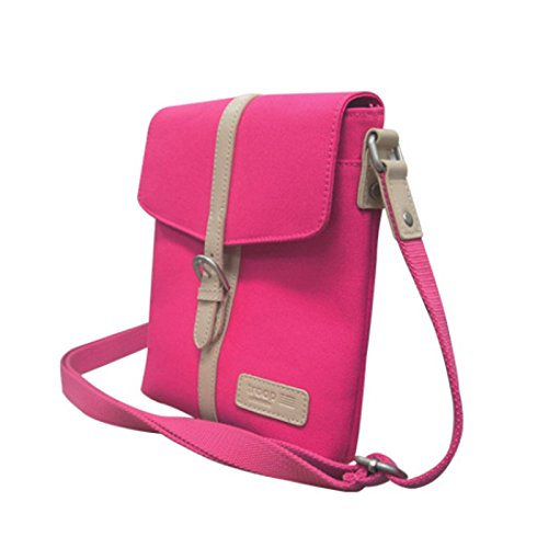 troop-london-trp-0346-women-casual-shoulder-bag-canvas-fabric-leather-waterproof