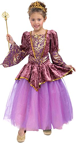 Forum Novelties Plum Princess Child Costume, Large