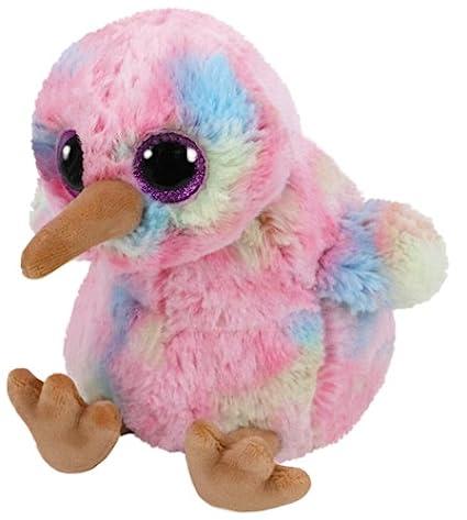 Ty Beanie Babies 36213 Boos Kiwi the Pink Bird Boo