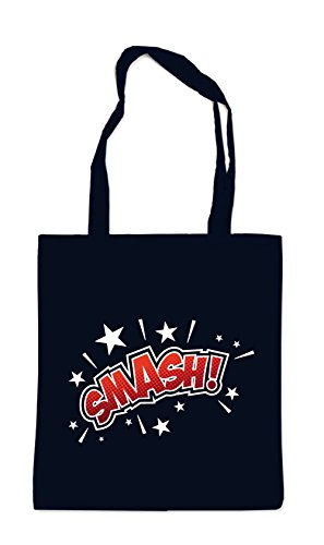 Smash Comic Bag Black Certified Freak