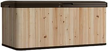 Suncast 120-Gal. Hybrid Deck Box