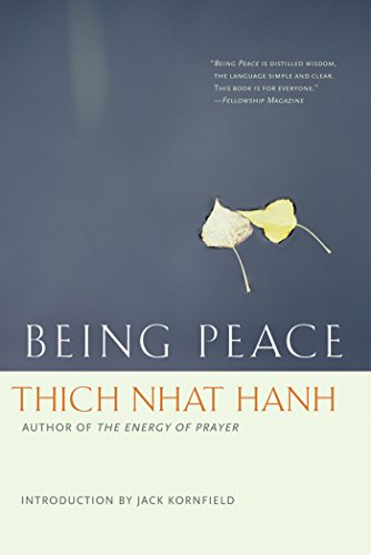 Being Peace [Thich Nhat Hanh] (Tapa Blanda)