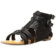 Not Rated Women's Bed and Breakfast Gladiator Sandal