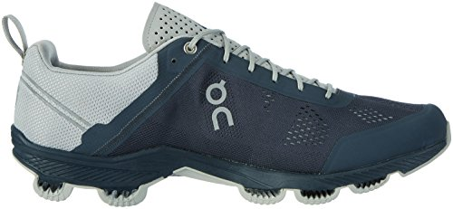ON RUNNING Cloudsurfer Running Shoes hombre - Color: Asphalt/Sulphur Gris (Dark / Slate)