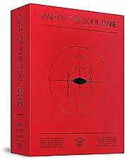 BTS MAP OF THE SOUL ON:E DVD. 3 DISC(DVD CD/about 300 mins)+148p Photo Book+1ea Hologram Photo Ticket Set(1set 7ea)+1ea Photo Card+1ea STORE GIFT CARD