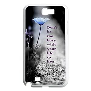 Be Free Original New Print DIY Phone Case for Samsung Galaxy Note 2 N7100,personalized case cover ygtg580363