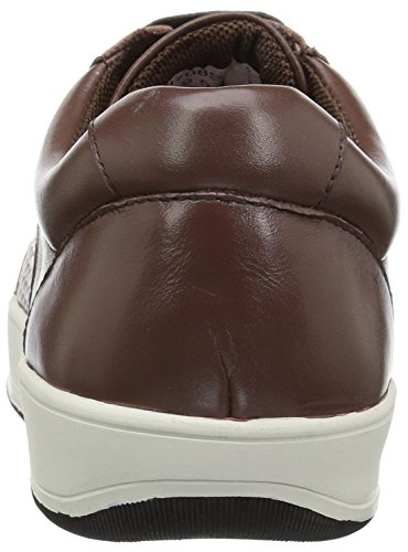 Engelsk Vaskeri Menns Ireton Sneaker Cognac