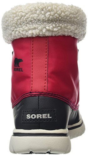Apple Carnival Rouge black Sorel candy Hautes Femme Sneakers Cozy RqwS70