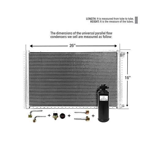 universal a c condenser - 8