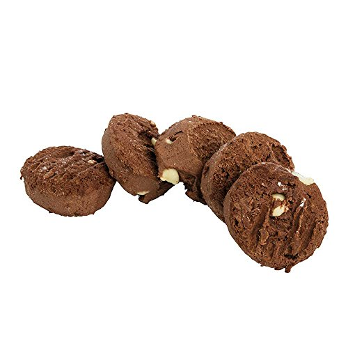 Otis Spunkmeyer Value Zone Double Chocolate Chip Cookies Dough, 1 Ounce -- 320 per case. (Dough Otis Cookie Spunkmeyer)