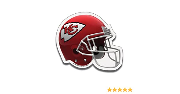 Amazon.com : NFL Kansas City Chiefs Football Helmet Design Mouse Pad : Sports Fan Mouse Pads : Sports & Outdoors