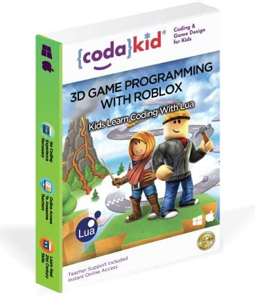Amazon Com Roblox Coding Award Winning Coding For Kids Ages 8