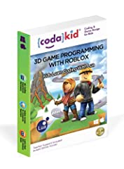 Kids Learn Real Computer Programming and Video Game Design by Making their own Roblox  Games 3D Game Programming with Roblox teaches kids how to design with Roblox Studio and script in Lua while creating exciting games for Roblox. Our self-pa...