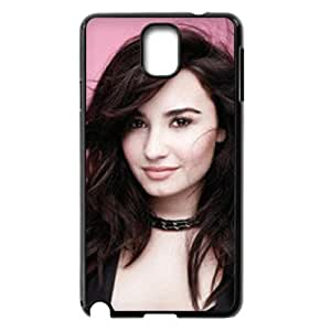 C-EUR Customized Print Demi Lovato Hard Skin Case Compatible For Samsung Galaxy Note 3 N9000 by Maris's Diary