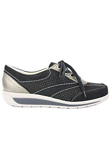 Turquesa de Para Cordones Ara Mujer Zapatos 5XwZXq8