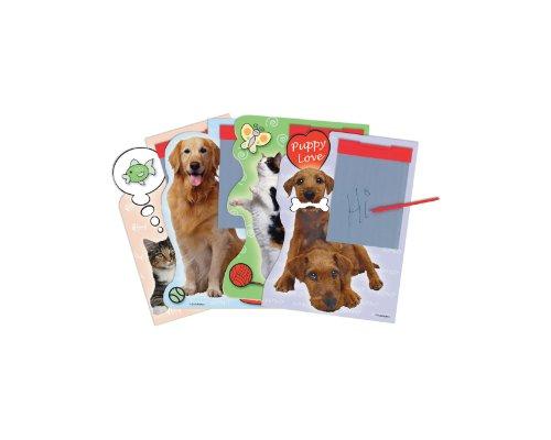 SmileMakers Pets Magic Slates - 72 per - Pet Slate