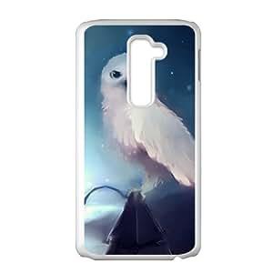 Harry potter white dove Cell Phone Case for LG G2