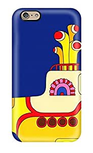 Pretty GAAqcSq5243YVAOY Iphone 6 Case Cover/ The Beatles In Yellow Submarine Series High Quality Case