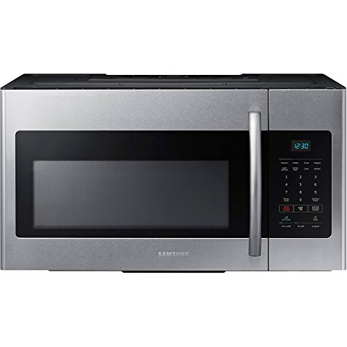 Samsung ME16H702SES Over Range Microwave