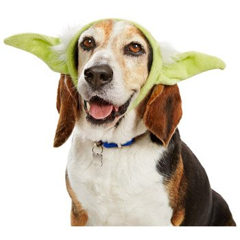 Yoda Pet Costume Small Medium