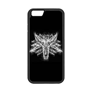 iPhone 6 4.7 Inch Cell Phone Case Black Smoky Wolf Fybcq