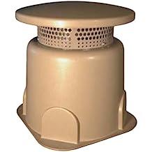 OEM Systems 8 In. Sound Terrain In-Ground Speaker, Mono, Sand