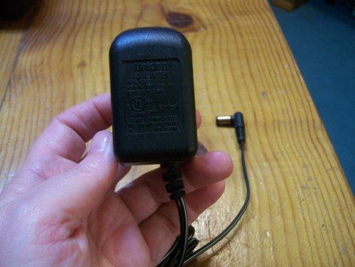 Uniden Power Adapter AD-310 6.5W Output DC 9V 210mA (Uniden Dc Power)