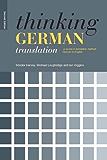 Thinking German Translation (Thinking Translation)