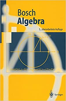 Book Algebra (Springer-Lehrbuch) (German Edition)