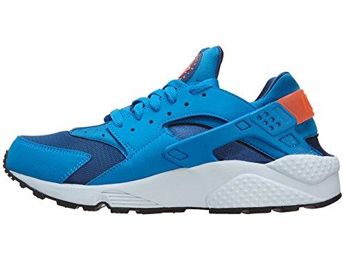 Scarpe Gym Air Ginnastica 420 White Nike Obsidian Platinum Huarache da Pure Blue Blu Uomo fqBxxwPEd