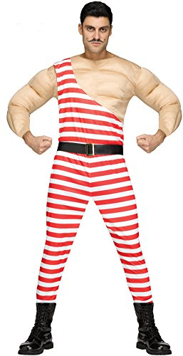 Costume Man Strong (Carny Muscle Man Adult)