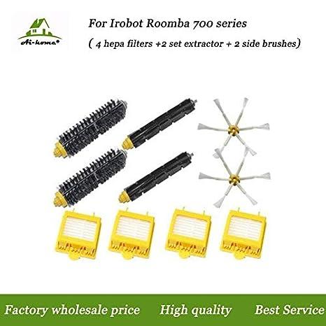 Dusts Bin Door For IRobot Roomba 500 600 700 Series 760 770 780 790 Accessories